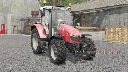 Massey Ferguson 5610 & 561ვ para Farming Simulator 2017