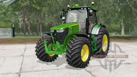 John Deere 7310Ɍ para Farming Simulator 2015