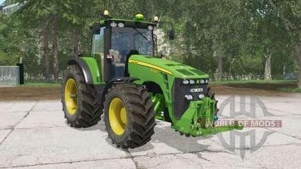 John Deere 83ვ0 para Farming Simulator 2015