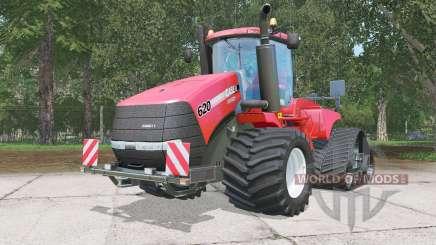 Case IH Steiger 620 halftrack para Farming Simulator 2015