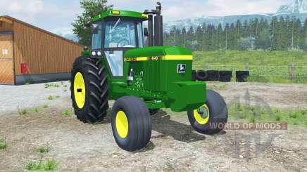 John Deere 4440 para Farming Simulator 2013
