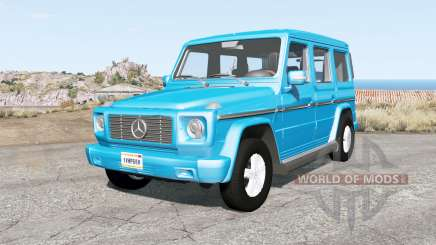 Mercedes-Benz G 270 CDI (W463) para BeamNG Drive