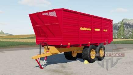 Schuitemaker Siwa 180 para Farming Simulator 2017