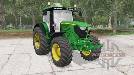 John Deere 6210Ɍ para Farming Simulator 2015