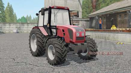 MTZ-1220.3 Беларуƈ para Farming Simulator 2017