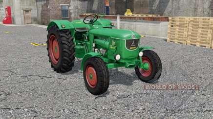 Deutz D 800ƽ para Farming Simulator 2017