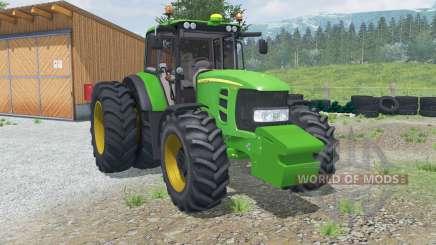 John Deere 7530 Premiuɱ para Farming Simulator 2013