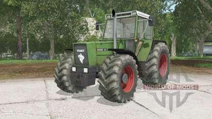 Fendt Favorit 611 LSA Turbomatiƙ E para Farming Simulator 2015