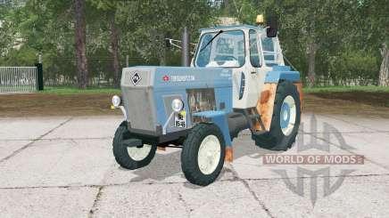 El progreso ZT ろ00 para Farming Simulator 2015