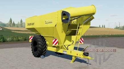 Degelman Shuttlekarᵵ para Farming Simulator 2017