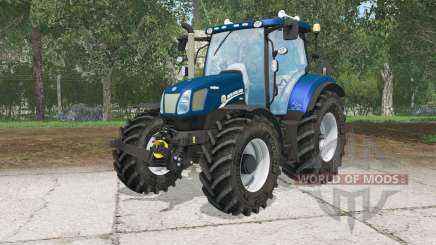 New Holland Ʈ6.160 para Farming Simulator 2015