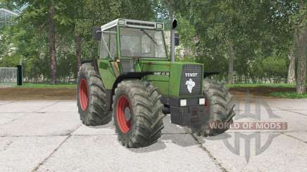 Fendt Favorit 611 LSA Turbomatik Є para Farming Simulator 2015