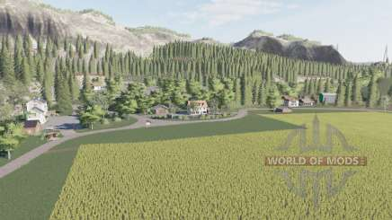 Niederbayern v1.5 para Farming Simulator 2017