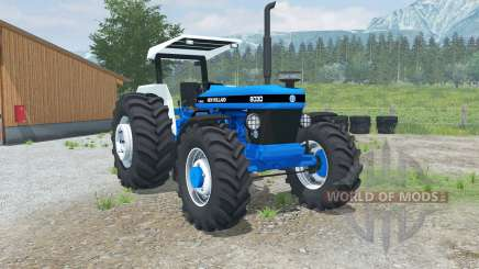 New Holland 8030 para Farming Simulator 2013