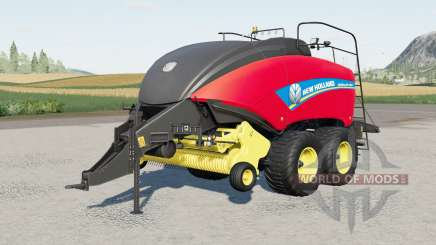 New Holland BigBaler 3Ꝝ0 para Farming Simulator 2017