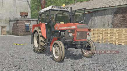 Zetor ৪111 para Farming Simulator 2017