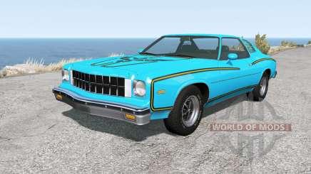 Bruckell Moonhawk remodelled para BeamNG Drive