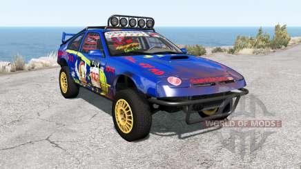 Ibishu 200BX Rally para BeamNG Drive