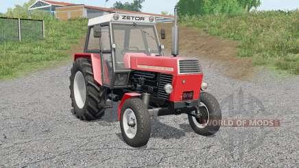 Zetor Cristal 1Ձ011 para Farming Simulator 2017