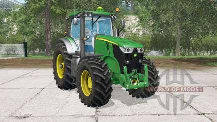 John Deere 7200Ꞧ para Farming Simulator 2015
