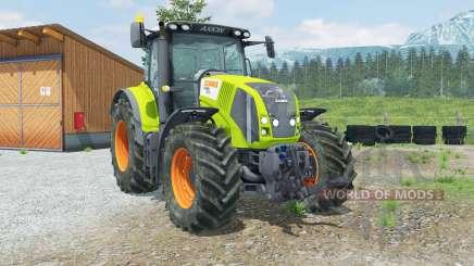 Claas Axion 830 para Farming Simulator 2013