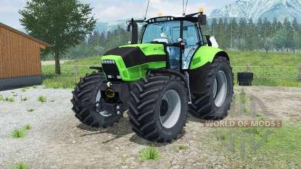 Deutz-Fahr Agrotron TTV 6ვ0 para Farming Simulator 2013