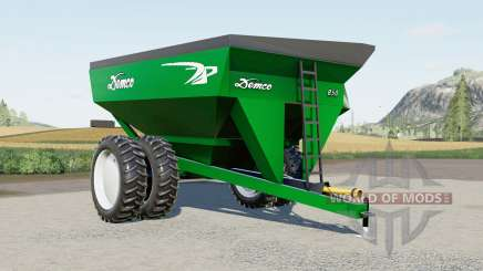 Demco 8ⴝ0 para Farming Simulator 2017