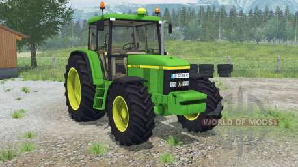 Juan Deerᶒ 6610 para Farming Simulator 2013