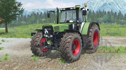 Fendt Favorit 515 C Turbomatiƙ para Farming Simulator 2013