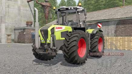 Claas Xerion 3800 Trac VȻ para Farming Simulator 2017