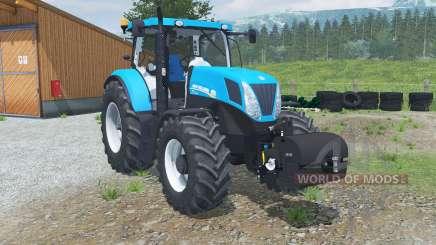 New Holland T7.260 para Farming Simulator 2013