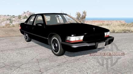 Buick Roadmaster 1996 v2.0 para BeamNG Drive