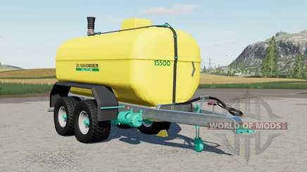 Zunhammer K15T para Farming Simulator 2017