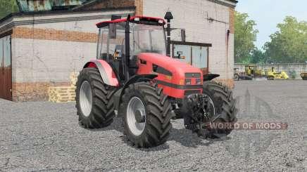 MTZ-1523 Беларуƈ para Farming Simulator 2017