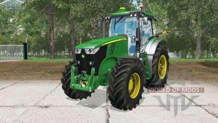 John Deere 7200Ɍ para Farming Simulator 2015