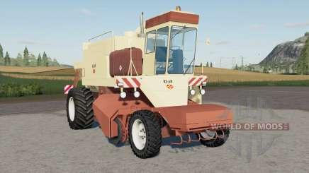ƘC-6B para Farming Simulator 2017