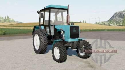 UMZ-82ꝝ0 para Farming Simulator 2017