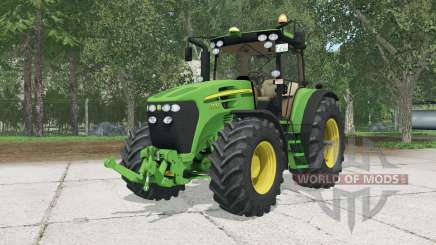 John Deere 79ƺ0 para Farming Simulator 2015