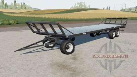 Fliegl DPW 180 autoloaɗ para Farming Simulator 2017