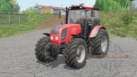 MTZ-Belarús 2022.3 para Farming Simulator 2017