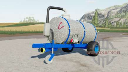 Galucho CG 6000 para Farming Simulator 2017