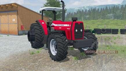 Massey Ferguson 299 Advanceᵭ para Farming Simulator 2013
