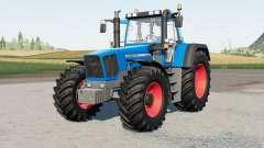 Fendt Favorit 800 Turboshifƫ para Farming Simulator 2017
