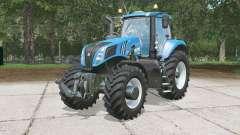Nueva Hollanɗ T8.320 para Farming Simulator 2015