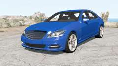 Mercedes-Benz S 600 (W221) 200୨ para BeamNG Drive