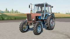 MTZ-100 Беларуƈ para Farming Simulator 2017