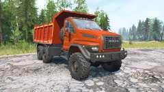 De los urales-5557-6121-72 para MudRunner