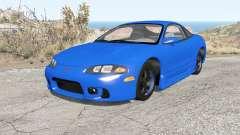 Mitsubishi Eclipse (D30) 1997 para BeamNG Drive