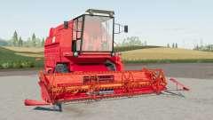 Bizon Gigant Z08ვ para Farming Simulator 2017