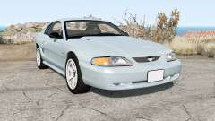 Ford Mustang GT coupe 1996 para BeamNG Drive